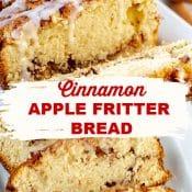 Cinnamon Apple Fritter Bread White Cake-4-2-Photo Pin