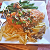 #SundaySupper:  Chicken Piccata