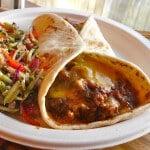 Cajun Sloppy Joe Burritos