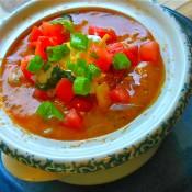 Easy Crockpot Chicken Chili