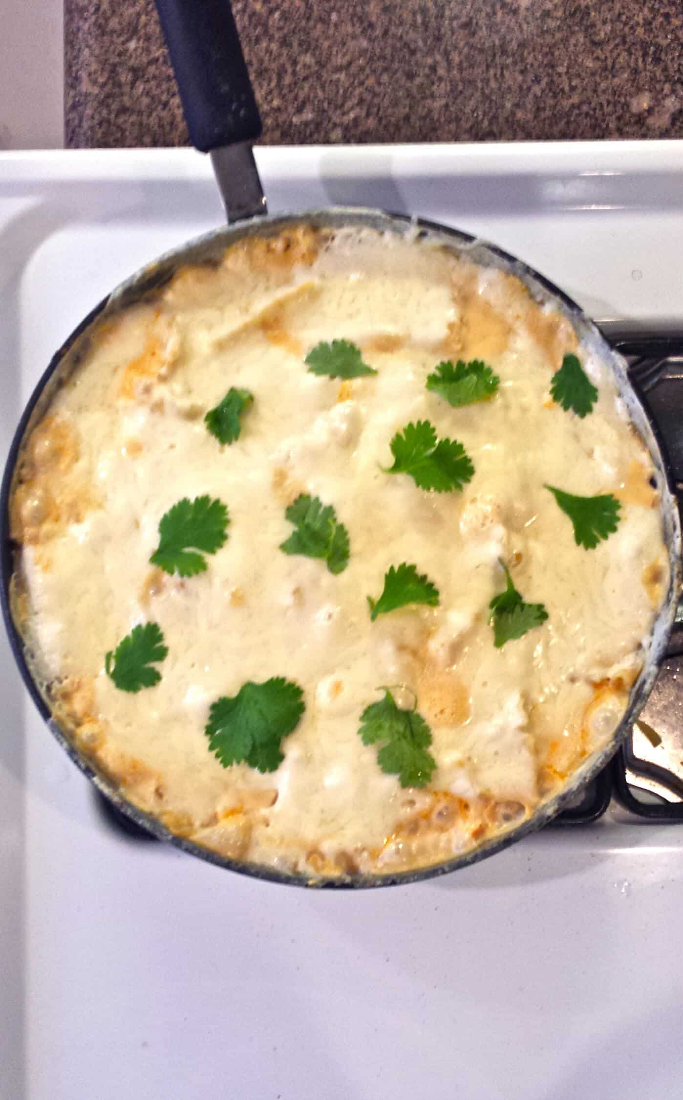 Stovetop Chicken Lasagna Recipe — Dishmaps