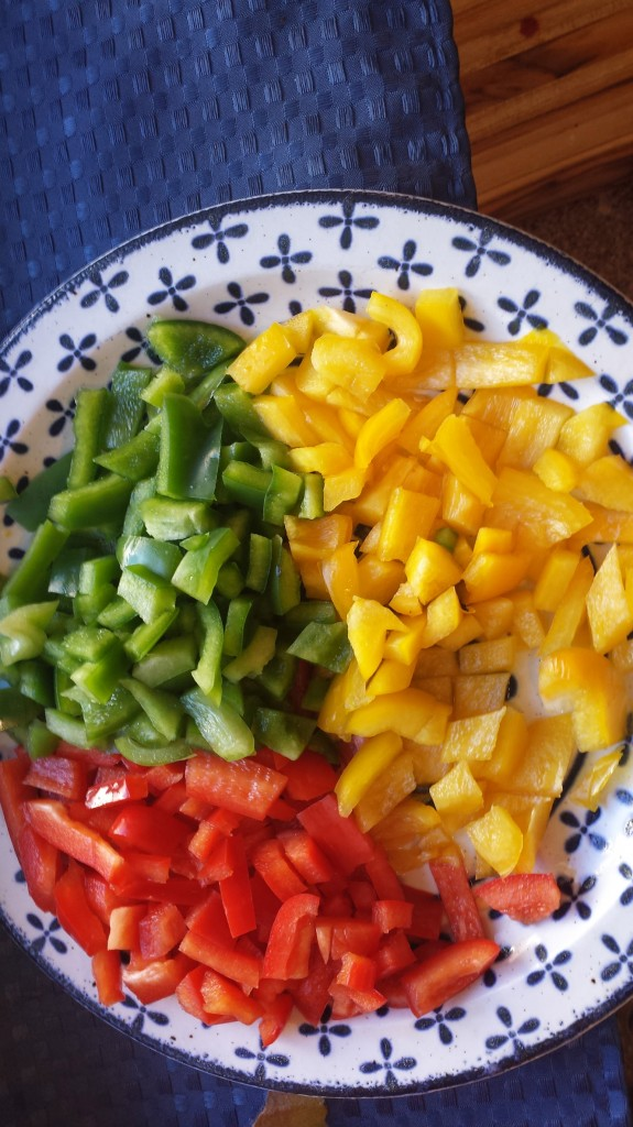 chopped-peppers