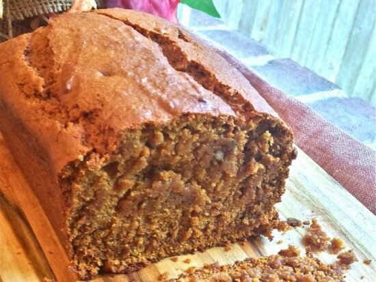 Eggless-Pumpkin-Bread