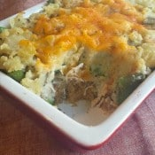 Kraft Thanksgiving Leftovers Casserole