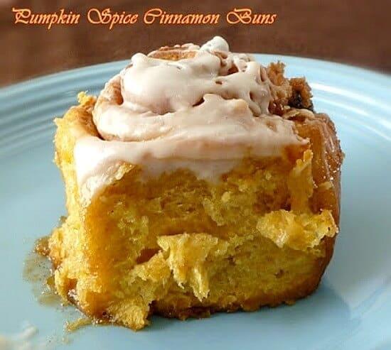 Pumpkin Cinnamon Bun GHB