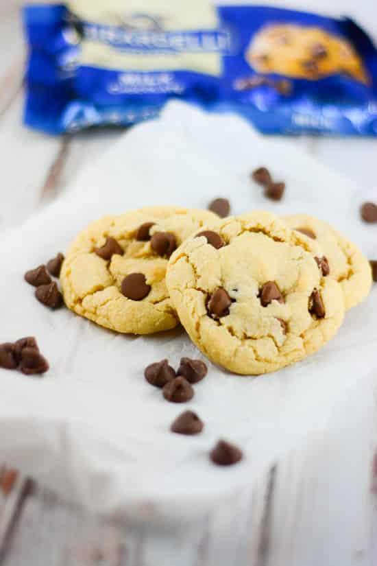 Best Chocolate Chip Cookies-23