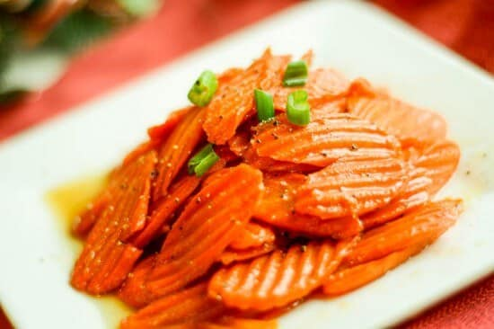 Glazed Carrots are one of the 16 Showstopping Holiday Dinner Recipes Your Guests will Love