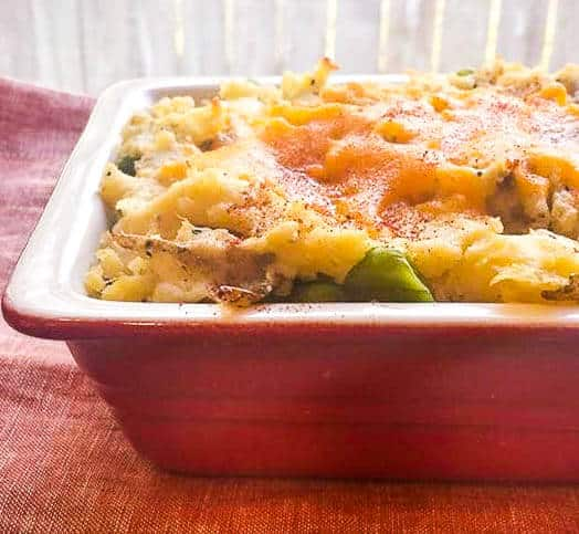 Kraft Thanksgiving Leftover Casserole