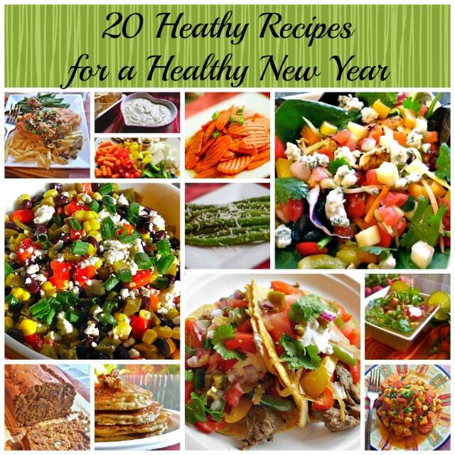 20 Healthy Recipes For a Healthy New Year Photo