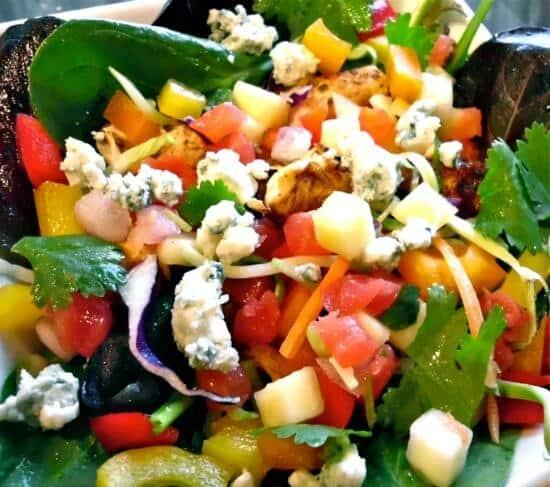 Chicken-Mango-Salsa-Salad-2