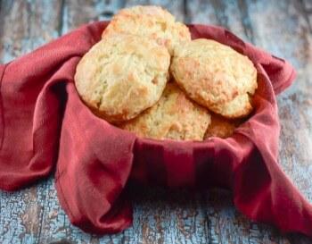Renee's Easy Peasy Buttermilk Biscuits