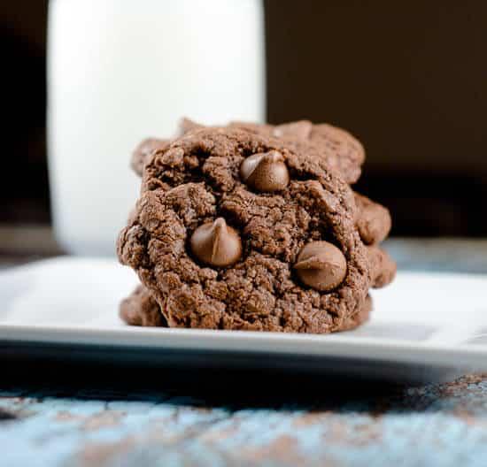 Easy Nutella Cookies-4