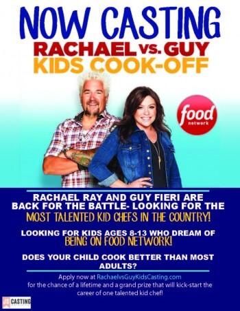 Casting Rachael Vs Guy