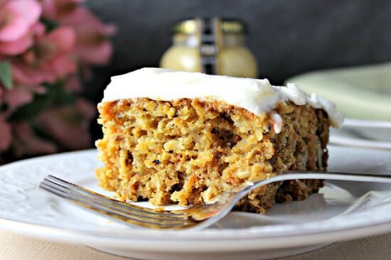 Maille Carrot Cake