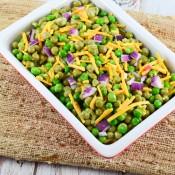 Grandma Lois' Spring Pea Salad