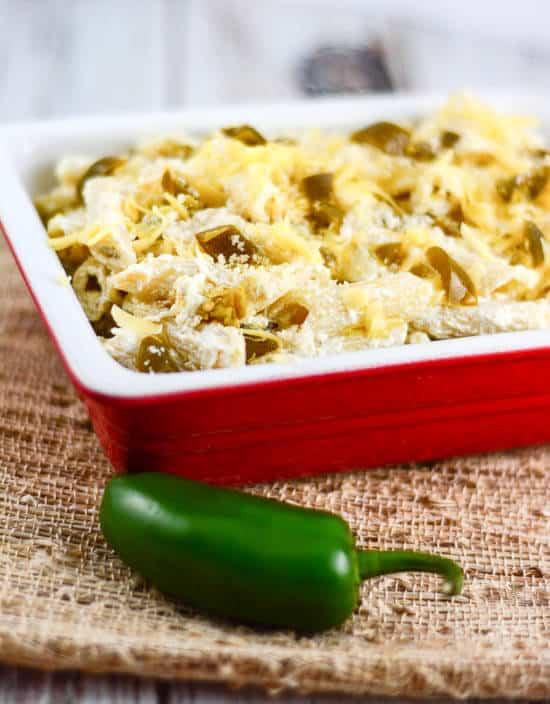 Jalapeno Popper Pasta Salad | Flavor Mosaic