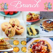 Mother's Day Brunch Recipe Round Up