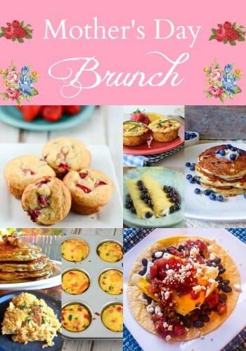 Mother's Day Brunch Round up