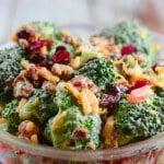 Broccoli Salad #SundaySupper