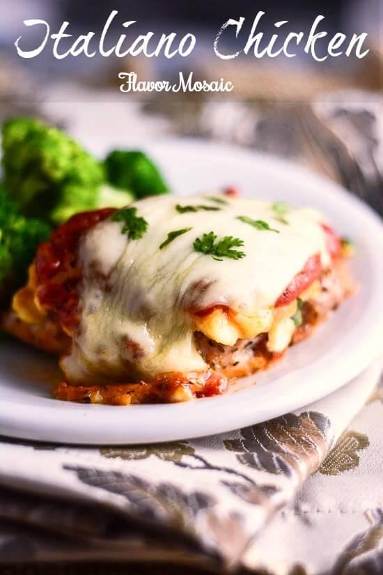 Italiano Chicken
