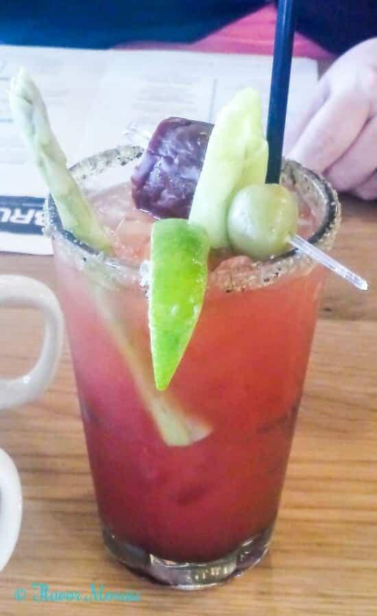 Wurst Caesar Drink-