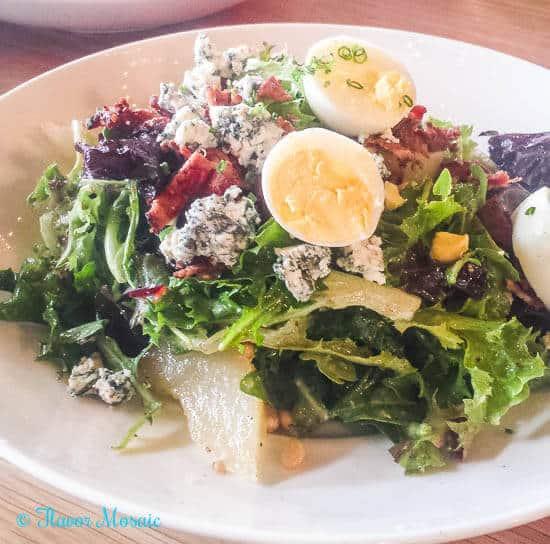 Wurst Tara's Salad