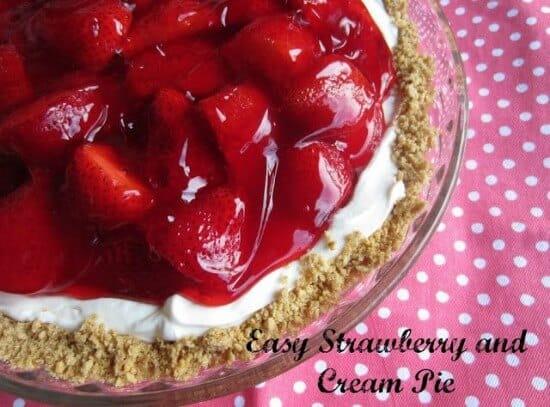 easy-strawberry-and-cream-pie