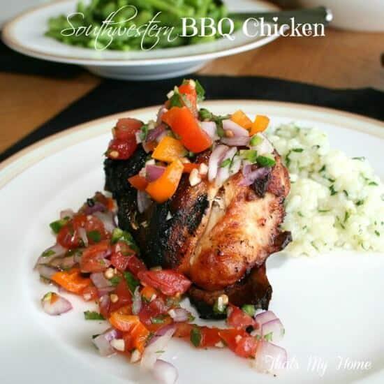 southwestern-chicken