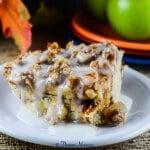 Cinnamon Apple Pie Bread Pudding