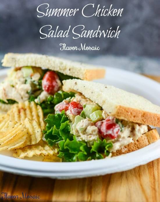 Summer-Chicken Salad-Sandwich-Title