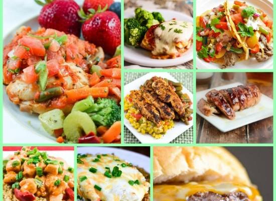Top 10 Easy Weeknight Dinners