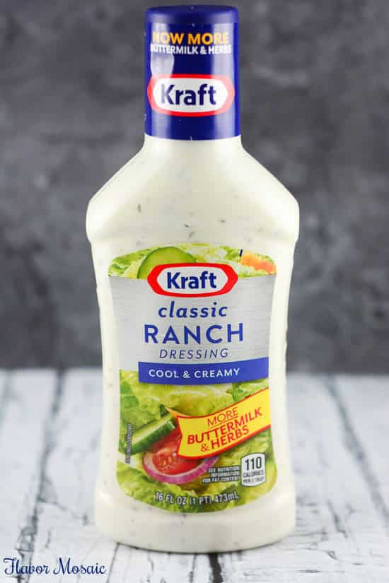 Tyson General Tso's Wings Ranch Dressing