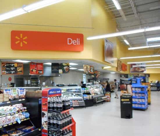Walmart Deli In-Store Photo