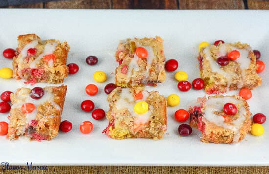 Candy Apple Cafe Candy Apple M&m Magic Bars