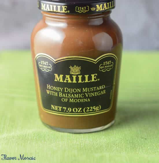 Maille Honey Dijon With Balsamic Vinegar