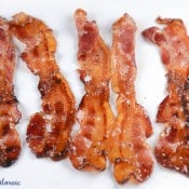 Candied Peppered Bacon