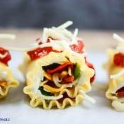 Jalapeño Popper Lasagna Rolls