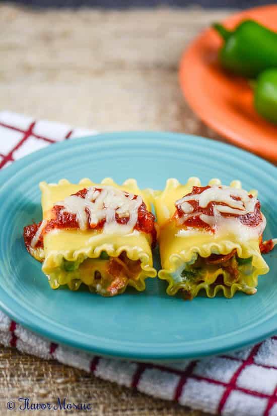 Jalapeno Popper Lasagna