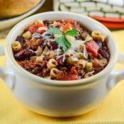 Copycat Olive Garden Pasta e Fagioli Soup