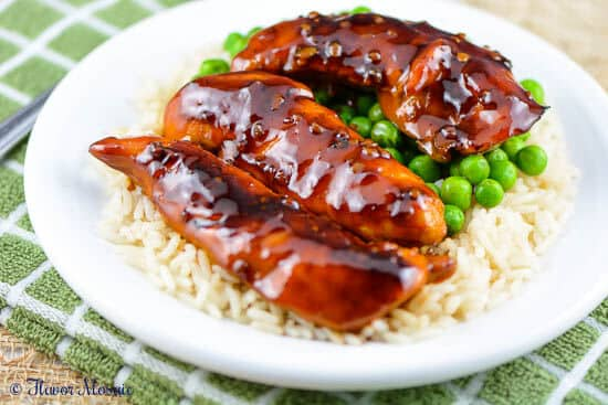 Teriyaki Glazed Chicken