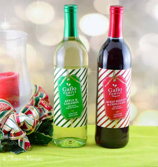 Gallo Holiday Wines