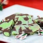Chocolate Mint Bark