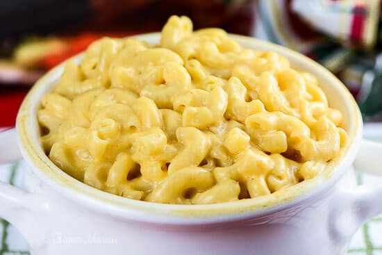 Five Cheese Fifteen Minute Stovetop Mac n Cheese