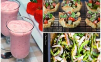 25 Healthy Recipes for New Year from Flavor Mosaic