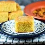 Easy Homemade Buttermilk Cornbread