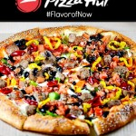 Pizza Night By Pizza Hut #FlavorofNow