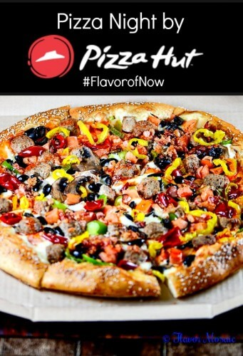 Pizza Hut Pizza-Flavor-of-Now