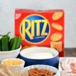 Big Game Ritz Jalapeno Poppers and Stackers