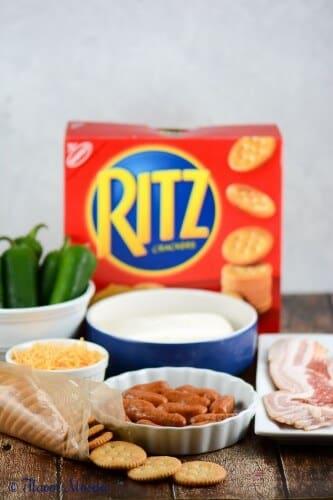 Ritz Jalapeno Poppers