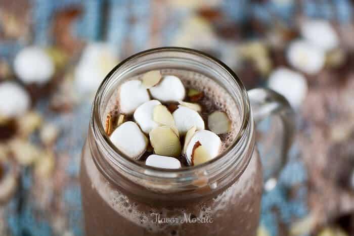 ocky Road Chocolate Smoothie